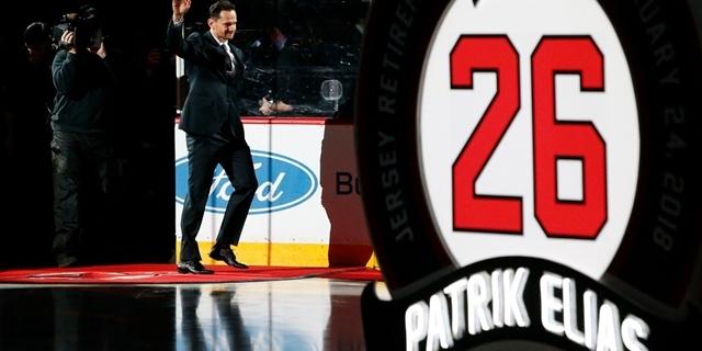 e9892e9a24a07 VIDEO: Legendy! 3 čeští hokejisté, jejichž dresy visí pod stropy arén v NHL  – SportRevue.cz