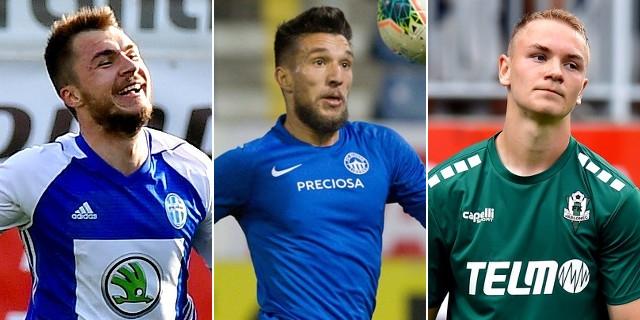5 hráčů s nejvyšší tržní hodnotou, kteří nehrají za Slavii, Plzeň ani Spartu