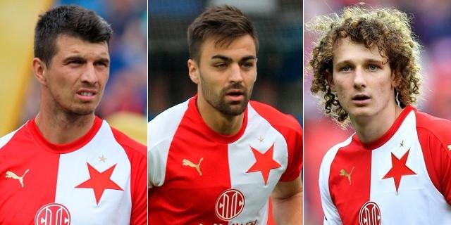 Další stopeři už nepřijdou. Toto je 5 hráčů, které Slavia může nasadit ve středu obrany