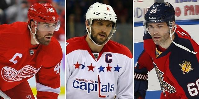 Jaromír Jágr a 12 dalších hráčů s nejšikovnějšíma rukama v historii NHL