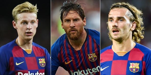 Král Messi a další poklady. Toto jsou nejdražší hráči, kteří působí v Barceloně
