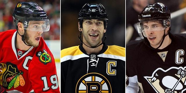 Vůdci a tahouni. Obr Chára a 3 další nejdéle sloužící kapitáni v klubech NHL