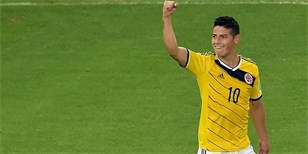 Hotovo! James Rodriguez se do středy upíše Realu Madrid