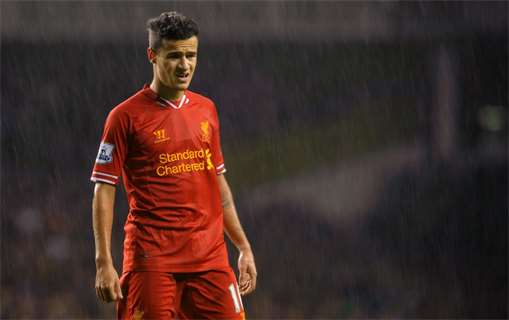 20. Philippe Coutinho (Liverpool) - hodnocení: 85