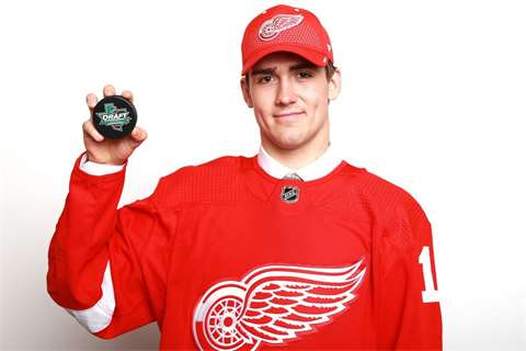 Filip Zadina (Česká republika) – Detroit Red Wings